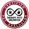 Certified Pet Evaluator Pet Training Badge