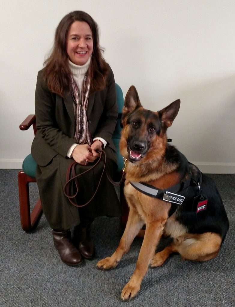 service dog College for Pets Plymouth NH